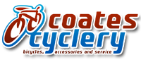 Coates Cyclery is a Bicycle Dealers
